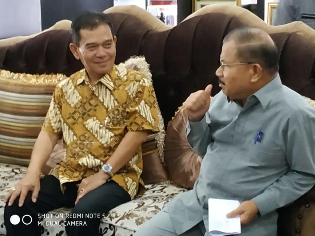 Ada Apa Kunjungan KTNA Pusat Kunjungi Kabupaten Padang Pariaman