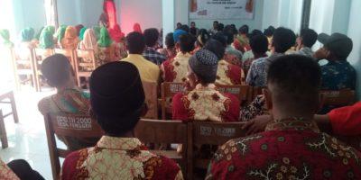 Forkopincam Puhpelem Hadiri Musyawarah Perencanaan Pembangunan Desa Tengger