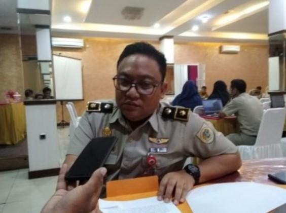 Kabid BPN Provinsi Maluku Utara Andrya Danu W