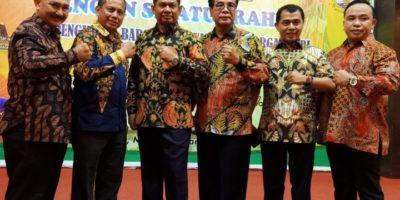 Ketum BMKJ Indonesia Irjen. Pol. Drs. H. Syafril Nursal SH. MH. Kukuhkan PW BMKJ Kepri Periode 2019 - 2020