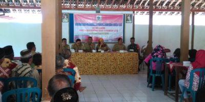 Partisipasi Babinsa Wujudkan Masyarakat Sejahtera Di Desa Binaan