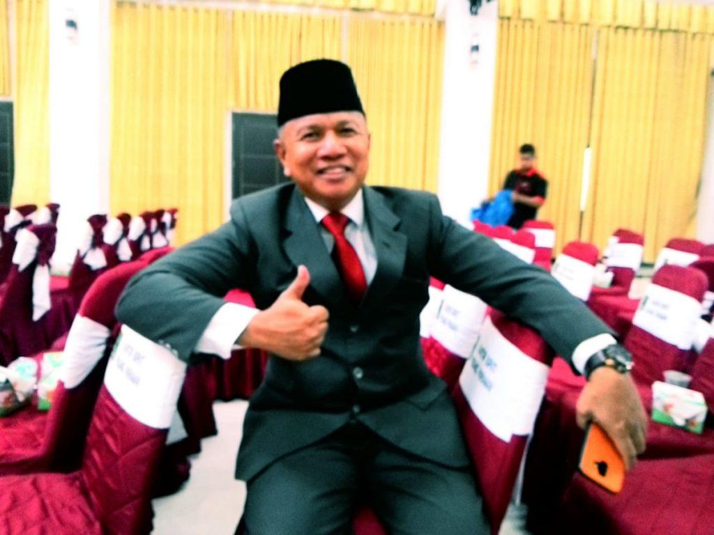 Sekwan DPRD Padang Pariaman, Khairul Nizam