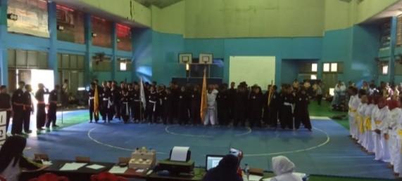 Seleksi Atlet Persiapan Popda, 8 Perguruan Di Kota Ternate Provinsi Maluku Utara Ikut Gebyar Pencak Silat (2)