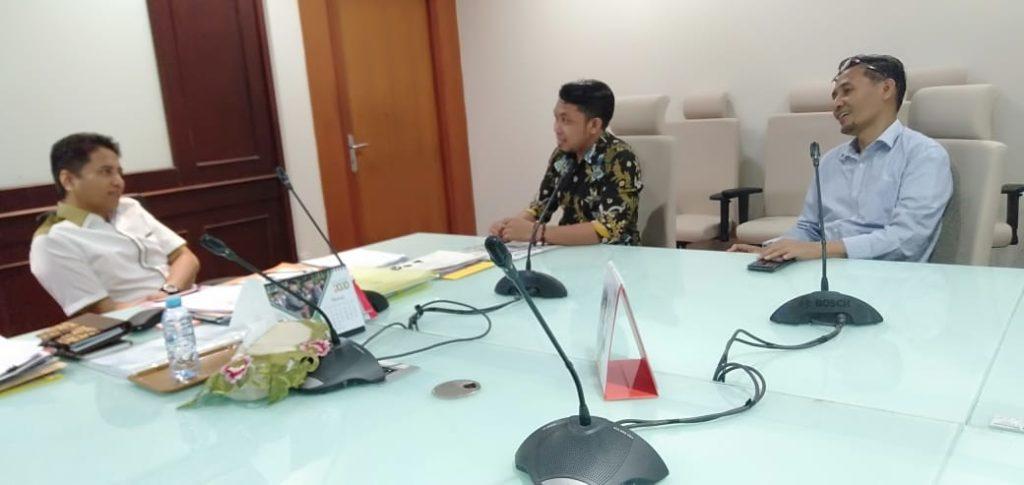 Sukseskan Moment Pilkada 2020, KPU Selayar Akan 'Gandeng' Mahasiswa KKN (1)