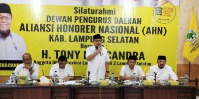 TEC, Harapan Baru Tenaga Honorer Lampung Selatan