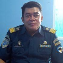 Foto Kepala Seksi Kselamatan berlayar penjagan dan patroli KSOP Kelas II Ternate