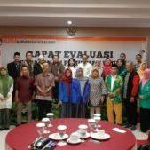 KPU Pemalang Adakan Evaluasi Pencalonan Pemilu 2019 (1)