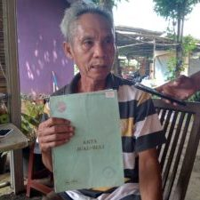 Ketua RT Ciketing Asem, Tolak Permintaan Warga Urus Sertifikat Tanah