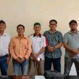 Pengurus Forum Wartawan Parlemen Kabupaten Padang Pariaman